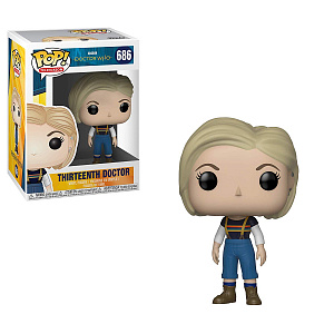 Фигурка Funko POP Doctor Who – Thirteenth Doctor w/o Coat фото