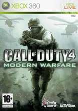 Call of Duty 4: Modern Warfare (Xbox 360) (GameReplay)