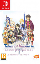 Tales of Vesperia: Definitive Edition. Premium Edition (Nintendo Switch)