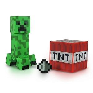 Фигурка Minecraft: Creeper