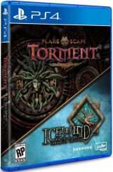 Icewind Dale & Planescape Torment – Enhanced Edition (PS4)