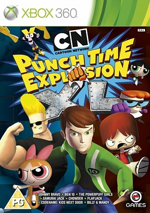 Cartoon Network: Punch Time Explosion XL (Xbox 360) от GamePark.ru