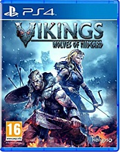 Vikings Wolfves of Midgard (PS4) (GameReplay)