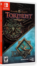 Icewind Dale & Planescape Torment – Enhanced Edition  (Nintendo Switch)