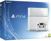 Sony PlayStation 4 Glacier White (GameReplay)