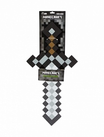 Minecraft: Foam Iron Sword