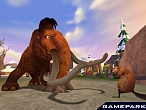 Скриншот Ice Age 3 Dawn of the Dinosaurs (PS2), 5
