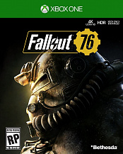 Fallout 76 (Xbox One) (GameReplay)