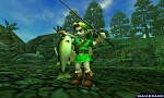 Скриншот Legend of Zelda Ocarina of Time 3D (3DS), 10