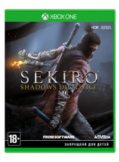 Sekiro: Shadows Die Twice (Xbox One) (GameReplay)