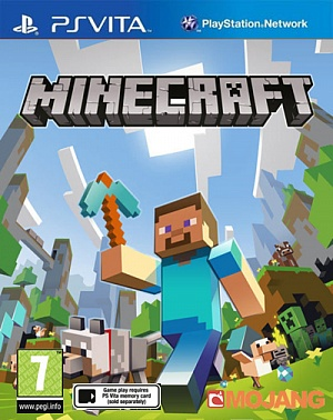 Minecraft: Playstation Vita Edition (PSVita)