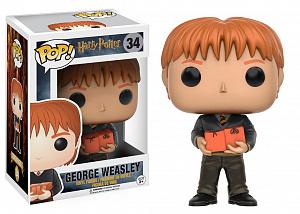 Фигурка Funko POP Harry Potter – George Weasley фото