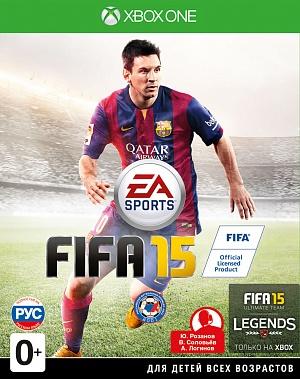 FIFA 15 (XboxOne) от GamePark.ru