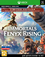 Immortals: Fenyx Rising. Limited Edition (Xbox One) (GameReplay)