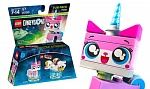 Скриншот LEGO Dimensions Fun Pack - Lego Movie (Unikitty, Cloud Cuckoo Car), 1