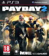 Payday 2 (PS3) (GameReplay)