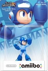 Amiibo: Super Smash Bros Collection Megaman
