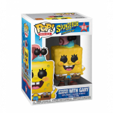 Фигурка Funko POP Spongebob – Spongebob with Gary (47162)