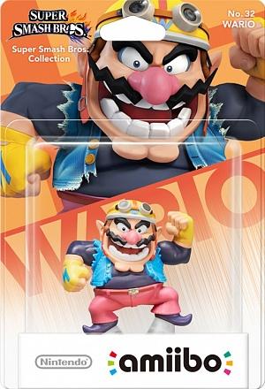 Amiibo: Super Smash Bros Collection Wario