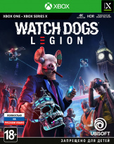 Watch Dogs: Legion (Xbox One) – версия GameReplay