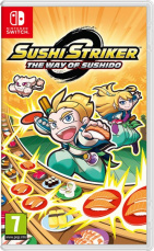 Sushi Striker: The Way of Sushid (Nintendo Switch)