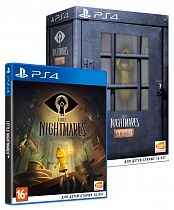 Little Nightmares:  Six Edition (PS4) (GameReplay)