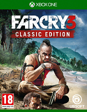 Far Cry 3. Classic Edition (Xbox One) (GameReplay)