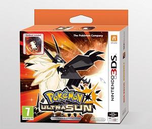 Pokemon Ultra Sun. Ограниченное издание (3DS) от GamePark.ru