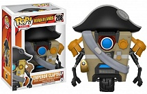 Фигурка Funko POP! Vinyl: Games: Borderlands: Emperor Claptrap