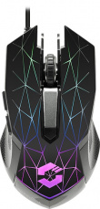 Проводная мышь Speedlink Reticos RGB Gaming Mouse (Black)