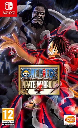One Piece Pirate Warriors 4 (Nintendo Switch) фото