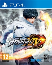 King of Fighters XIV (PS4, английская версия)
