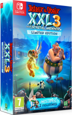Asterix & Obelix XXL 3 – The Crystal Menhir. Limited Edition (Nintendo Switch)