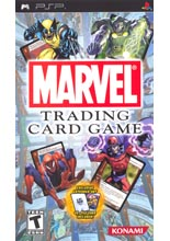Marvel Trading Card Game (PSP)