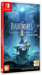 Little Nightmares II. Издание 1-го дня (Nintendo Switch)