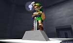 Скриншот Legend of Zelda Ocarina of Time 3D (3DS), 12