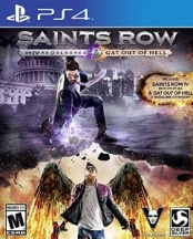 Saints Row IV: Re-Elected (PS4) (GameReplay)