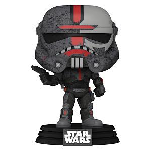 Фигурка Funko POP Star Wars – Bad Batch Hunter (56280)