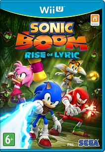 Sonic Boom: Rise of Lyric (WiiU)