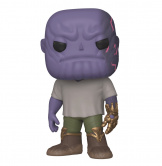 Фигурка Funko POP Marvel Avengers – Endgame: Casual Thanos w/Gauntlet