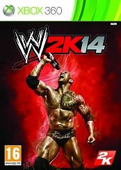 WWE 2K14 (Xbox360) (GameReplay)