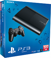 "Playstation 3 500 GB ""А"" (GameReplay)"