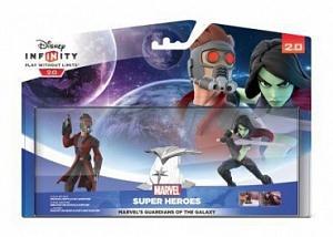 Disney Infinity: Cтражи Галактики (Звёздный лорд, Гамора,)
