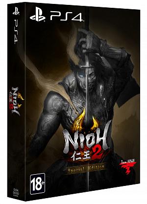 Nioh 2. Специальное издание (PS4)