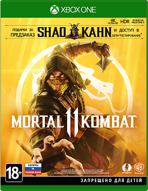 Mortal Kombat 11 (Xbox One) фото