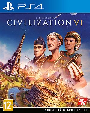 Sid Meier's Civilization VI (PS4) фото