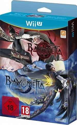 Bayonetta + Bayonetta 2 Special Edition (WiiU)