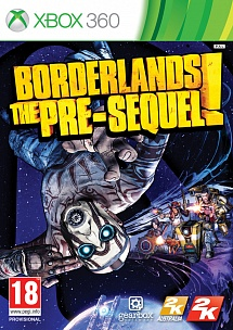 Borderlands: The Pre-Sequel (Xbox360)