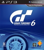 Gran Turismo 6 (PS3) (GameReplay)