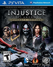 Injustice: Gods Among Us Ultimate Edition (PSVita) (GameReplay)